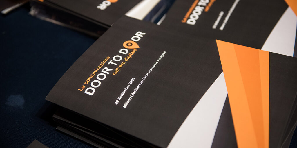 La comunicazione door to door nell'era digitale